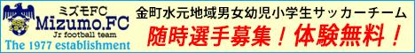 葛飾区幼児小学生男子女子サッカーチームミズモFC