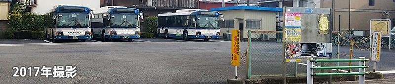 発着場金町駅方面バス路線発着場